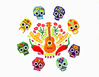 """""""the day of the Dead"""""""