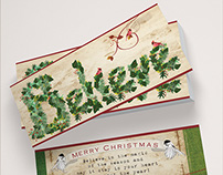 Believe Christmas Cards
