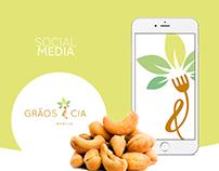Social Media | Grãos & Cia Marília