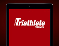 Triathlete iPad Mag