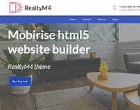 Mobirise html website builder