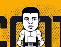 Muhammad Ali Tribute.