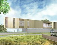Carla Ridge Residence / SPF:a /