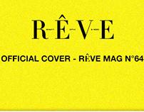 OFFICIAL COVER REVE MAGAZINE