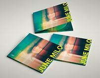 Cover June Milo - AVRIL