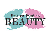 Company Identity - Break the Boundaries Beauty