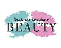 Company Identity - Break the Boundaries Beauty