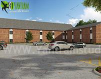 Modern Church Exterior Designs Ideas by Yantram