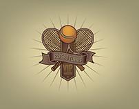 Pepero Tennis Club Logo Design