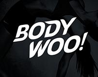 Body Woo - apparative massage salon branding. V 2.