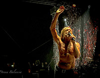 Iggy Pop/Desert Daze fest - Photo 2017 Donna Balancia