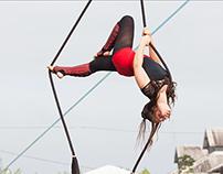 Spectacle Latitude Cirque, Les Tréteaux du Maroni