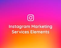 Instagram Marketing Services Elements