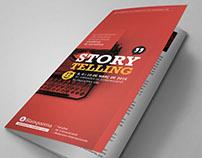 Jornades de Comunicació Blanquerna 2016 - Storytelling