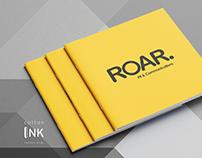 Roar PR Branding Creation | 2020