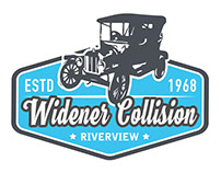Widener Collision - Logo Redesign.