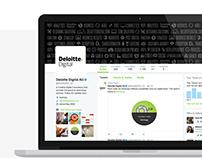 Deloitte Digital | Twitter Banners