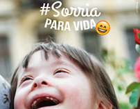 Intervenção Visual - Nossa Clinica - Brazil
