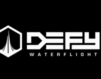 DEFY Waterflight (logo)