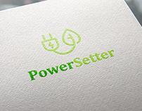 PowerSetter - Logo project