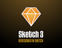 Sketch 3 redesigned in Sketch (work in progress v0.1)