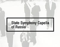 STATE SYMPHONY CAPELLA OF RUSSIA | website