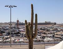 NASCAR PHX race pics