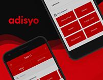 Adisyo Mobile