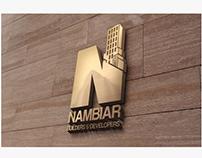 Nambiar Builders & Developers - Logo Design