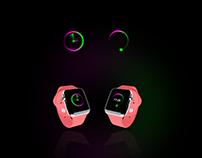 smart watch - light