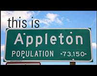Rebranding Appleton, WI