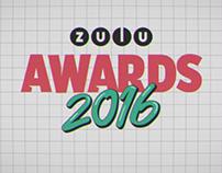 Zulu Awards 2016 - Identity & Broadcast
