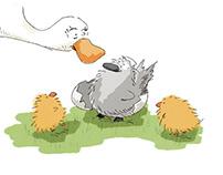 Çirkin Ördek Yavrusu