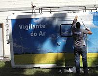 Envelopamento de Contêiner da Petrobras
