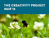 The Creativity Project - Mar16