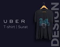 Tshirt : Uber | Surat