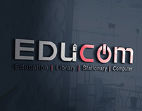 EDUCOM logo Design 2018