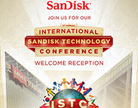 International SanDisk Technology Conference