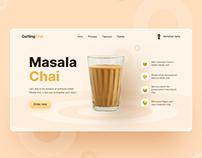 Cutting Chai UI Design