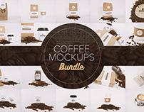 Coffee Mockups