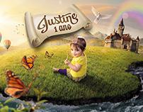 Matte Painting - Justine