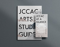 JCCAC ARTS STUDIO GUIDE
