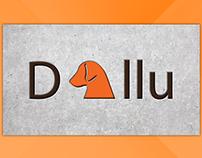 Dog food company DALLU - LOGO DESIGN