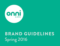 Onni Care - Brand Guidelines