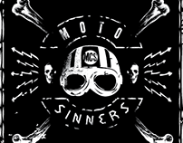 Logo Moto Club Sinners