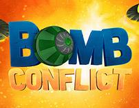 Bomb Conflict - Jeu mobile