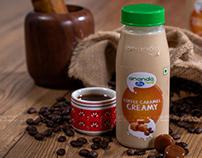 Product Photography for Anando Milk, Mumbai