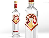 Vodka KREMLYOVSKAYA