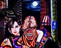Resident Evil 3: Nemesis Fanart