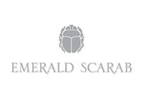 Emerald Scarab Logo